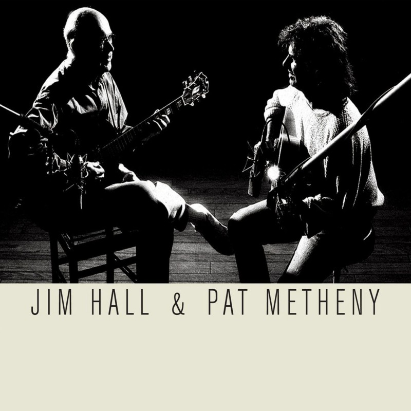 Jim Hall & Pat Metheny Digital MP3 Album