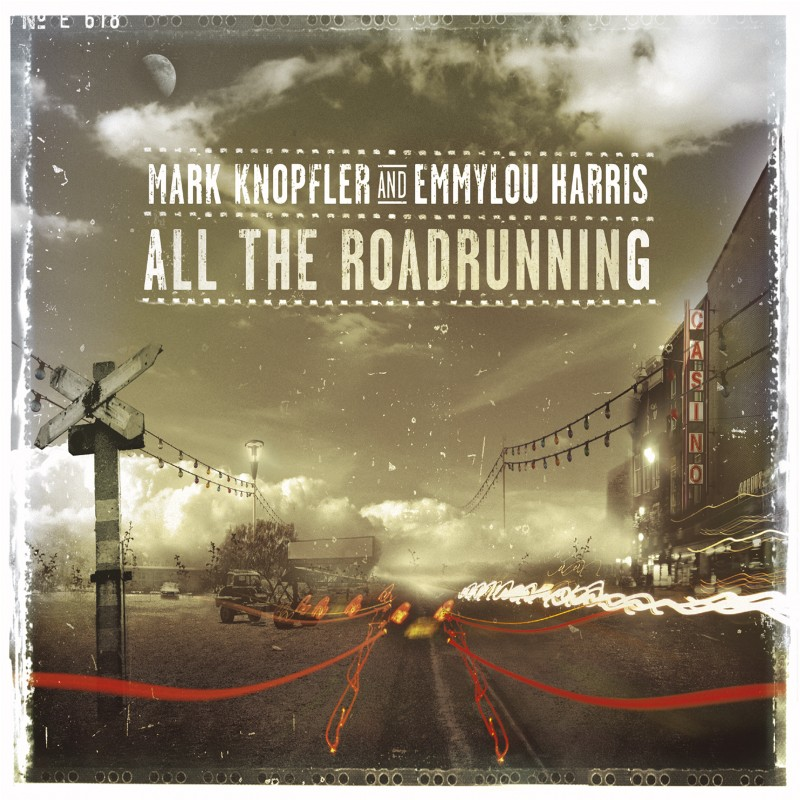 All The Roadrunning Digital MP3 Album