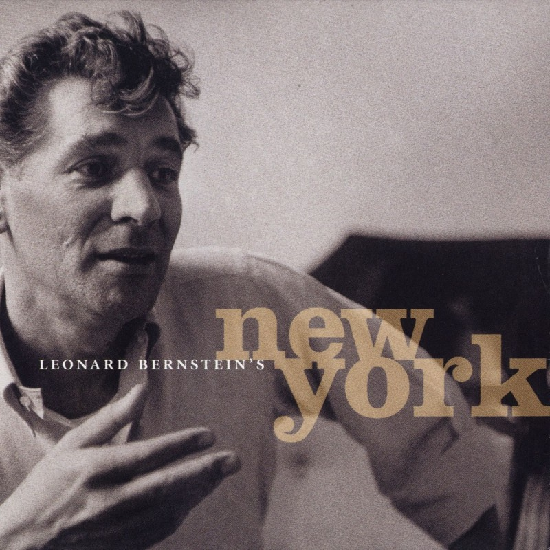 Leonard Bernstein's New York Digital MP3 Album