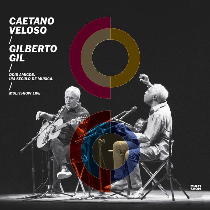 Dois Amigos, Um Século de Música: Multishow Live Digital FLAC Album