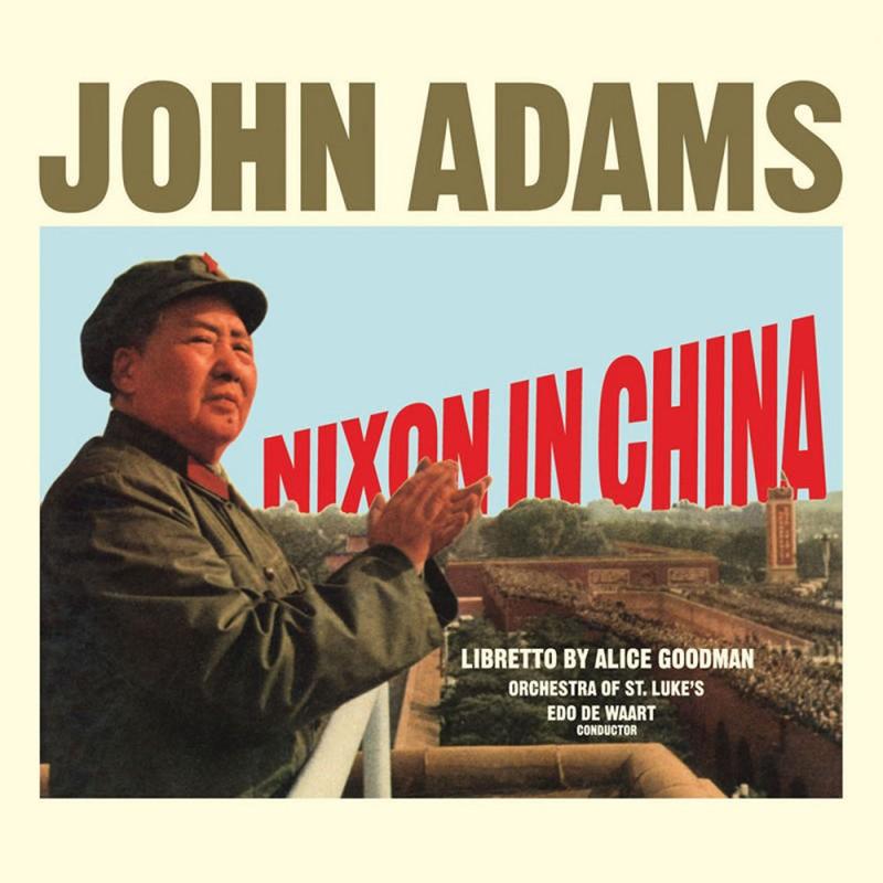 Nixon in China Digital MP3 Album