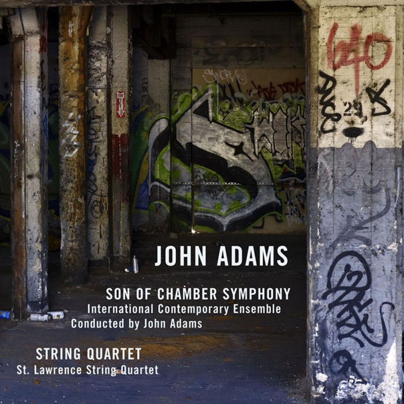 Son of Chamber Symphony / String Quartet Digital MP3 Album