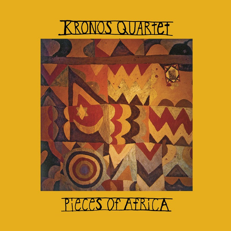 Pieces of Africa  (Vinyl - 2LP)