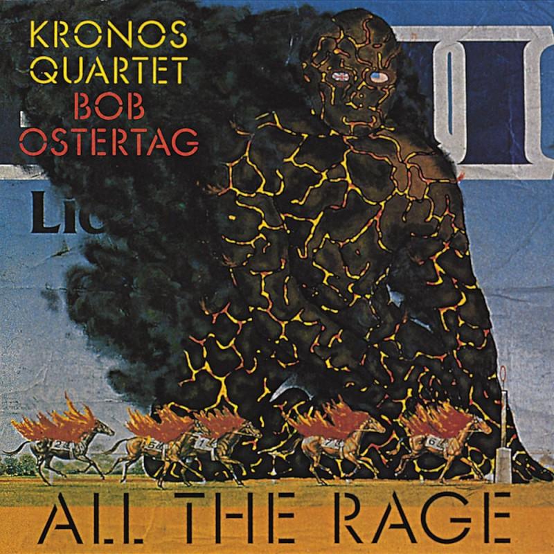 Bob Ostertag: All The Rage Digital MP3 Single