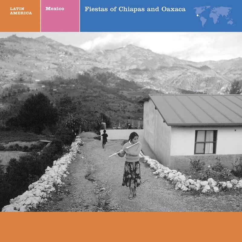 Mexico: Fiestas of Chiapas & Oaxaca Digital MP3 Album