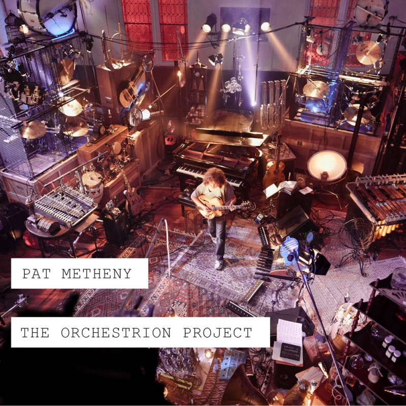The Orchestrion Project Digital MP3 Album