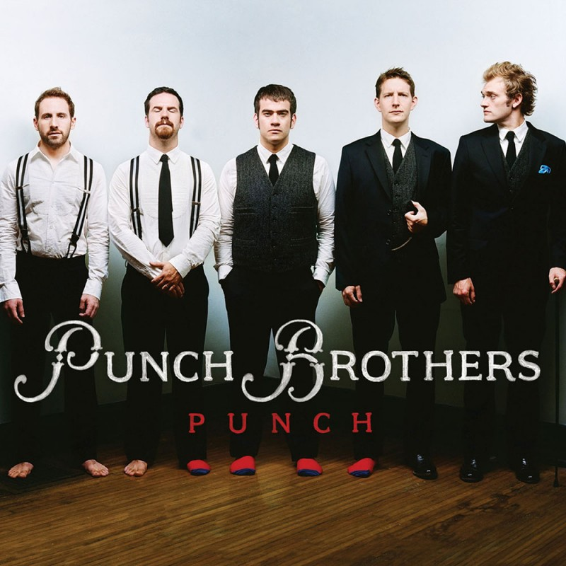Punch Digital MP3 Album