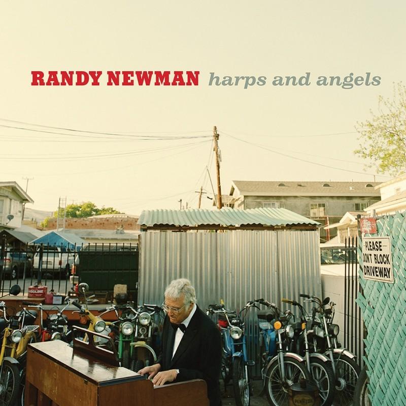 Harps and Angels Digital HD FLAC Album (88kHz/24bit)