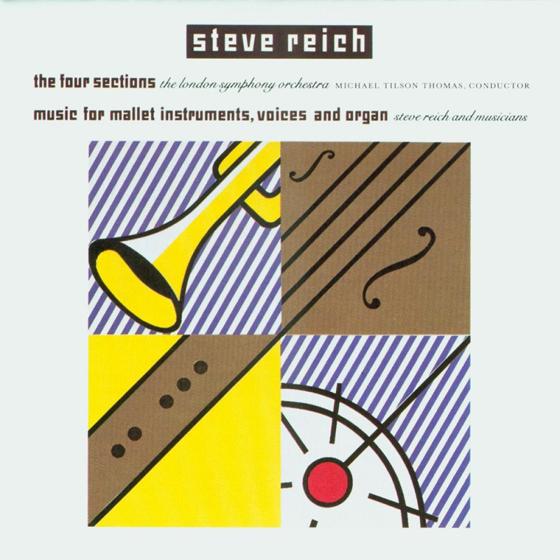 Steve Reich: Four Sections