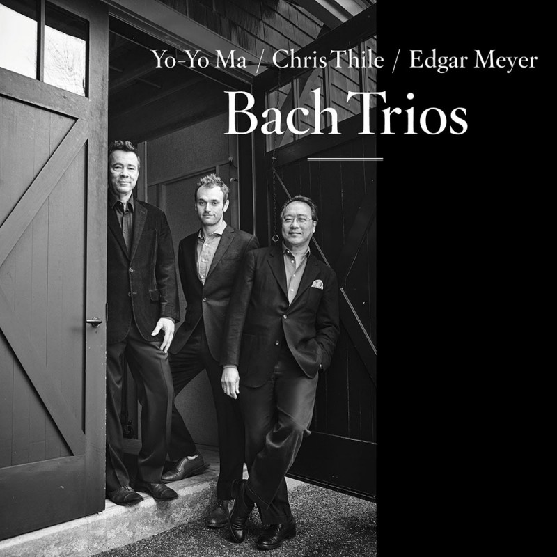 Bach Trios 2LP + MP3 Bundle