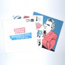 David Byrne American Utopia Limited-Edition Diptych + MP3 Bundle