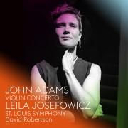 John Adams: Violin Concerto Digital Album