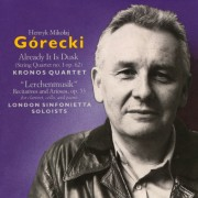 Górecki: String Quartet No. 1 / Lerchenmusik Digital MP3 Album