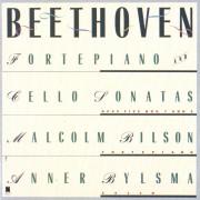 Beethoven: Sonatas for Forte Piano and Cello Nos. 1 & 2 Digital MP3 Album