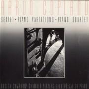 Aaron Copland: Sextet [1937]/Piano Variations [1930]/Piano Quartet [1950] Digital MP3 Album