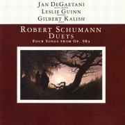 Schumann: Duets Digital MP3 Album