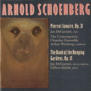 Schoenberg: Pierrot Lunaire / The Book of the Hanging Gardens Digital MP3 Album