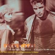 The Film Music of Alex North Digital MP3 Album