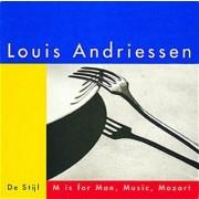De Stijl / M Is for Man, Music, Mozart Digital MP3 Album