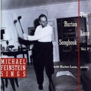 Michael Feinstein Sings The Burton Lane Songbook, Vol. I Digital MP3 Album