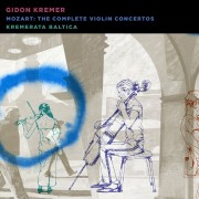 Mozart: The Complete Violin Concertos Digital MP3 Album