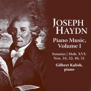 Joseph Haydn: Piano Music Volume I Digital MP3 Album