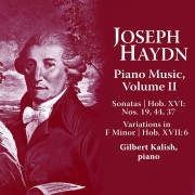 Joseph Haydn: Piano Music Volume II Digital MP3 Album