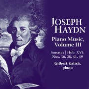 Joseph Haydn: Piano Music Volume III Digital MP3 Album