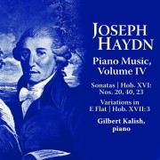 Joseph Haydn: Piano Music Volume IV Digital MP3 Album