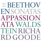 Beethoven: Piano Sonatas Nos. 21, 22, & 23 Digital MP3 Album