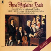 The Notebook Of Anna Magdelena Bach Digital MP3 Album