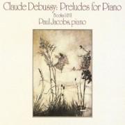 Debussy: Preludes for Piano, Books I & II Digital MP3 Album