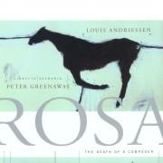 Rosa: The Death of a Composer Digital MP3 Album