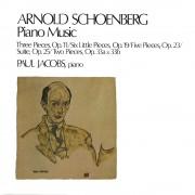 Schoenberg: Piano Music Digital MP3 Album