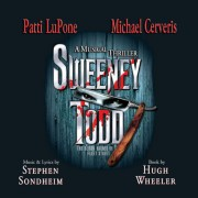 Sweeney Todd (Cast Recording) Digital MP3 Album