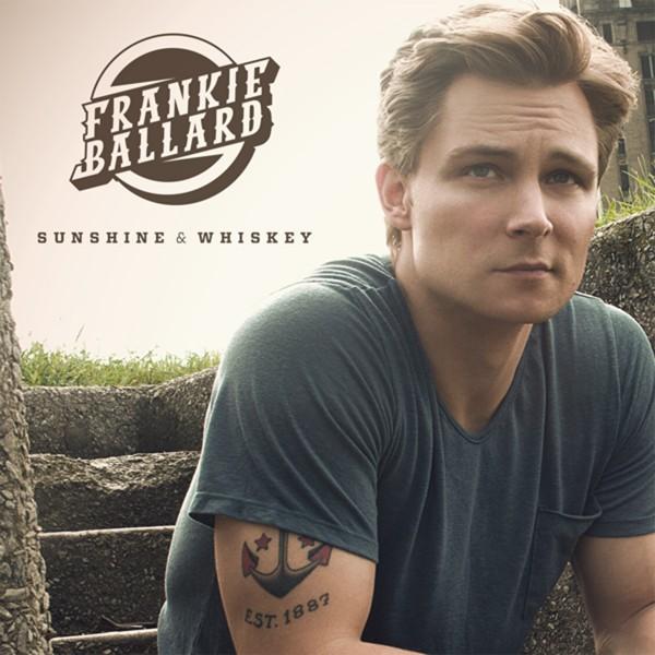 Frankie Ballard Sunshine & Whiskey CD