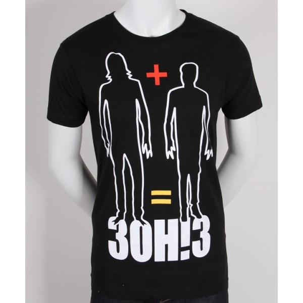 Math Mens Slim Fit T-Shirt