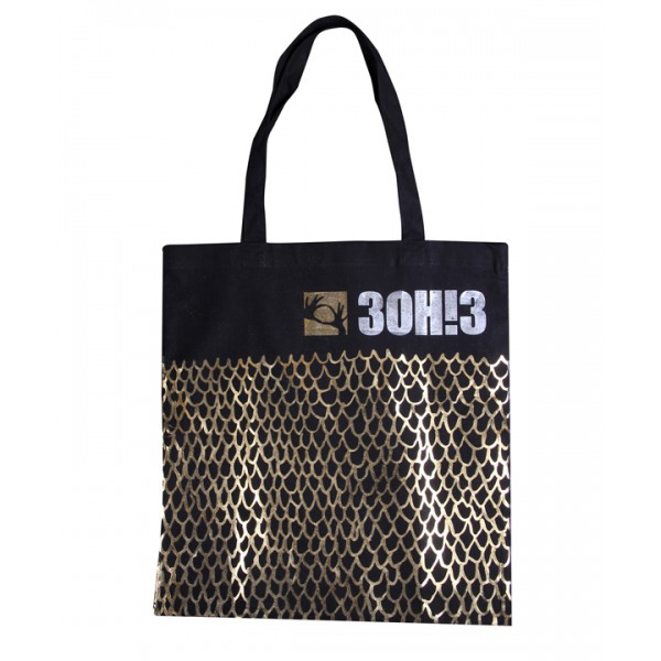 Snake Foil Tote Bag