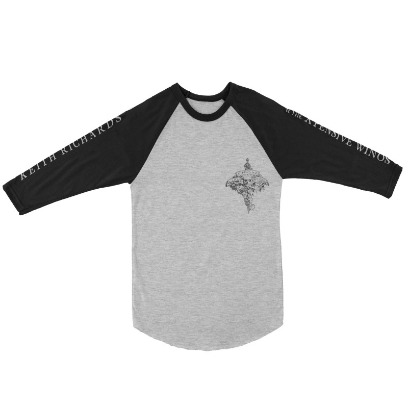 The X-Pensive Winos Raglan