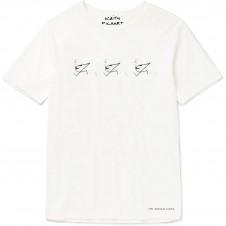 Mr. Wholenote White T-Shirt