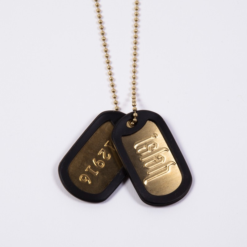 """Islah"" Dog Tags"