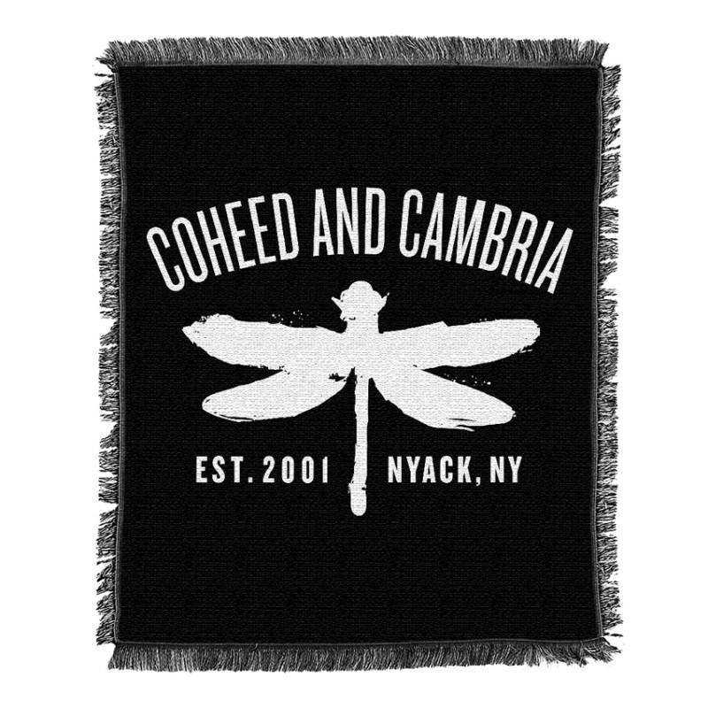 Dragonfly Arch Blanket