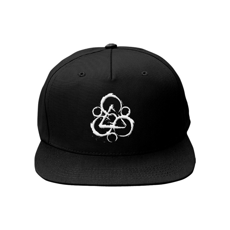 Keywork Snapback Hat Black/White