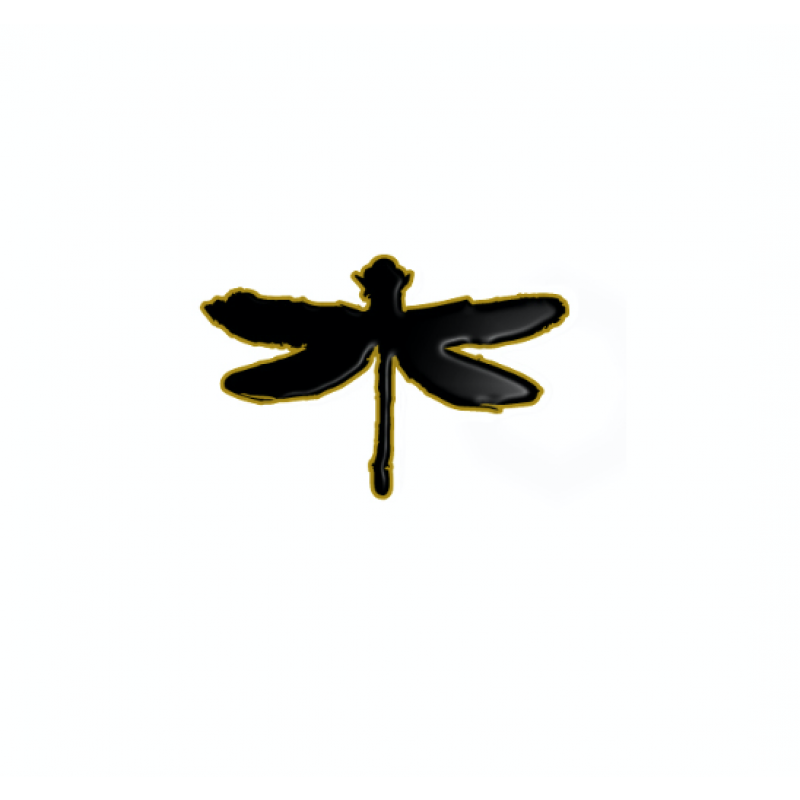 Dragonfly Enamel Pin