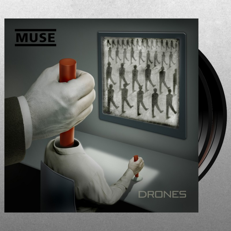 "Drones 12"" Vinyl"