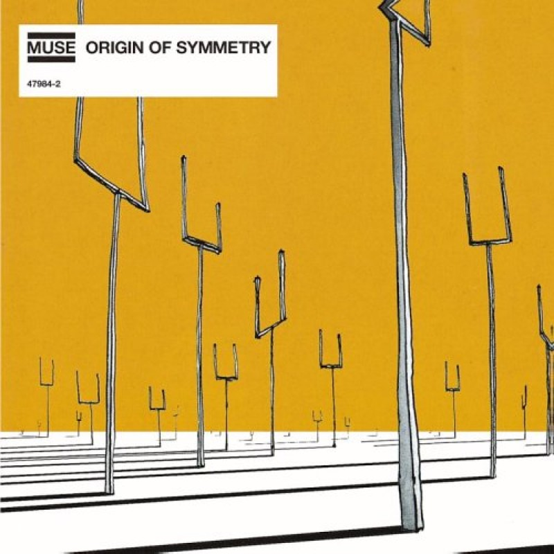 Origin of Symmetry 2xLP