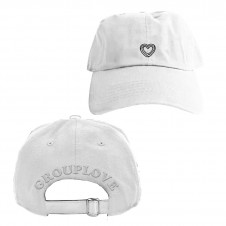 Heart Cap (White)