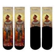 Human Condition Album Cover Socks