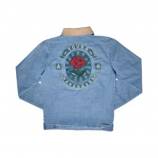 Rose Collectible Denim Jacket