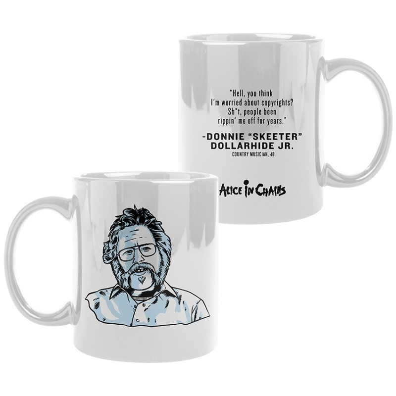 "Documentary Mug ""Skeeter"""